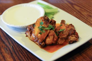 Brewhouse Hot Wings